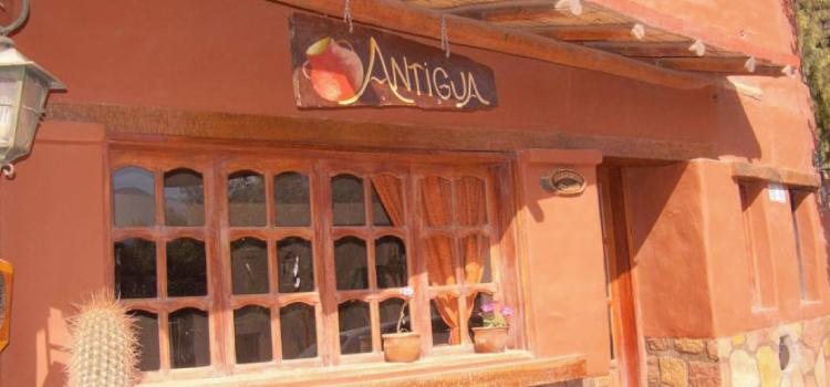 Frente de Antigua Tilcara Hotel & Hostel, Jujuy