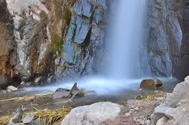 Cascada Garganta del Diablo, Tilcara, Jujuy