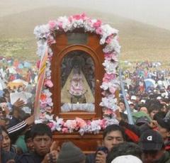 Descenso Virgen del Abra de Punta Corral