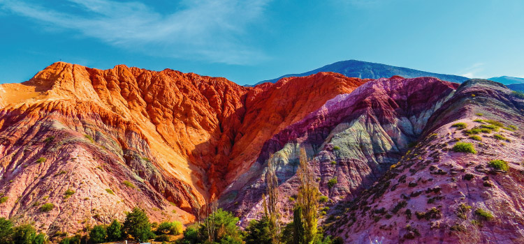 Destinations that you can not miss in the province of Jujuy