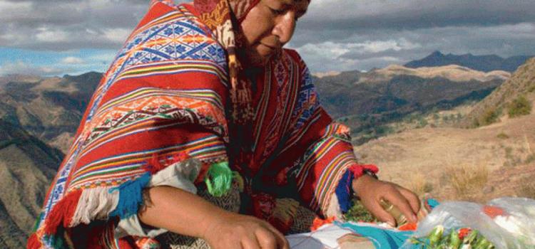 Ofrendas a la Pachamama en el mes de agosto en el norte argentino