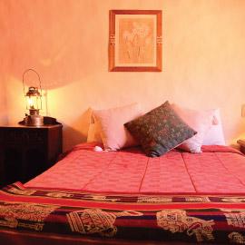 Habitación Económica del Hotel Antigua Tilcara