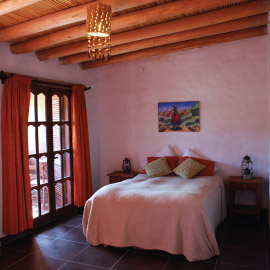 Superior Room of the Hotel Antigua Tilcara