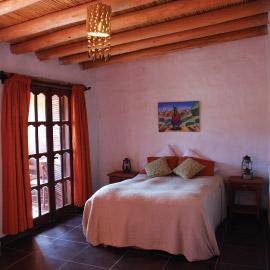 Habitación Superior del Hotel Antigua Tilcara