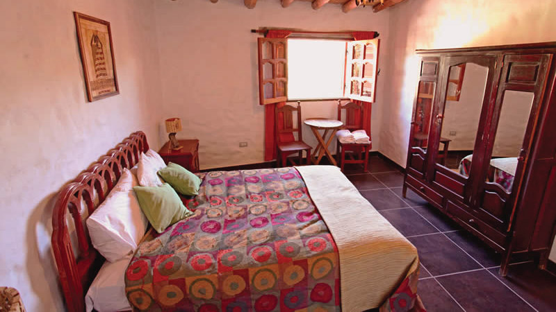 Superior Room - Hotel Antigua Tilcara, in Jujuy, Argentina