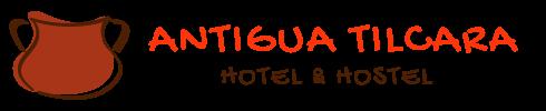 Logo Antigua Tilcara Hotel