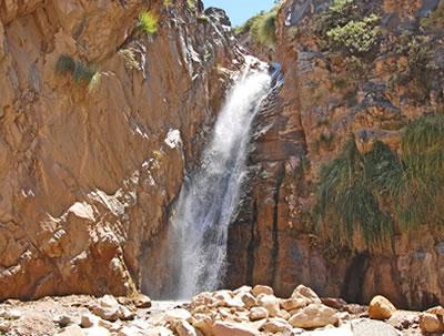 Garganta del Diablo en Tilcara - Quebrada de Humahuaca, provincia de Jujuy, Argentina
